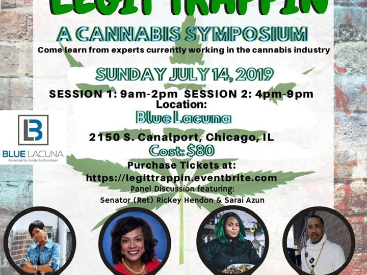 Legit Trappin Cannabis Workshop