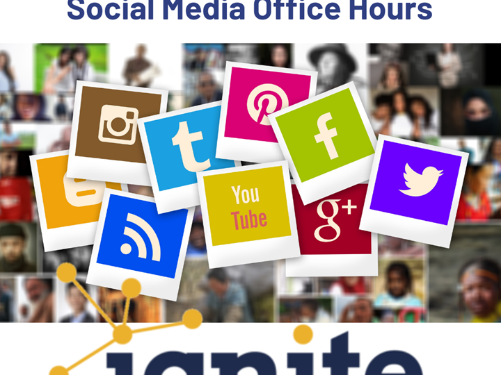 Social Media Office Hours -Members Only