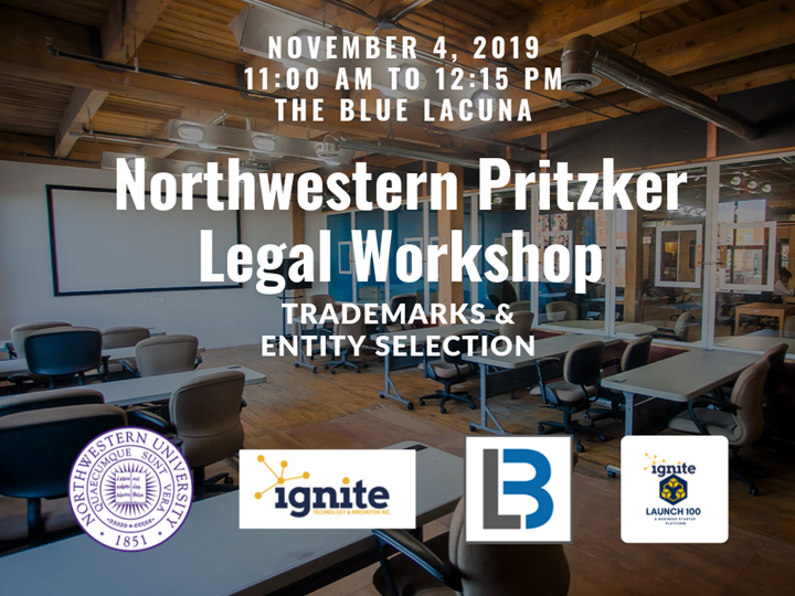 Donald Pritzker Entrepreneurship Law Center- Legal workshop