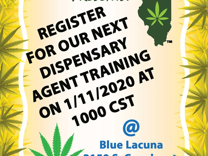 Illinois Cannabis Trainers presents Dispensary Agent Training