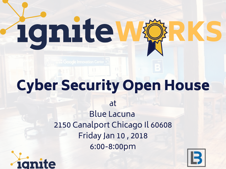IgniteWorks Cyber Security Open House